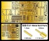 1/35 Sd.Kfz.232 Heavy Armored Car Etching Set for Tamiya